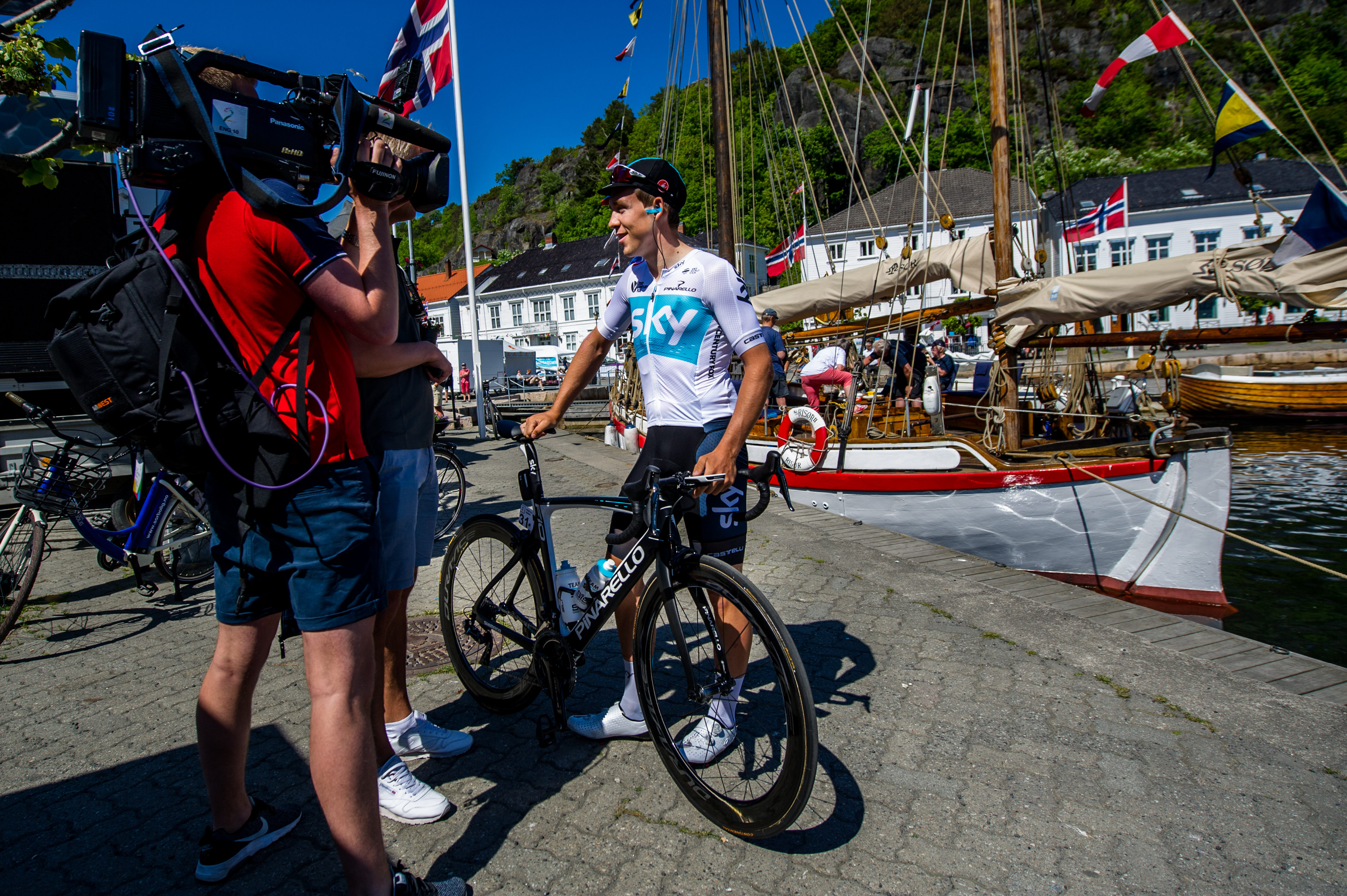 Tour of Norway to be broadcasted worldwide!