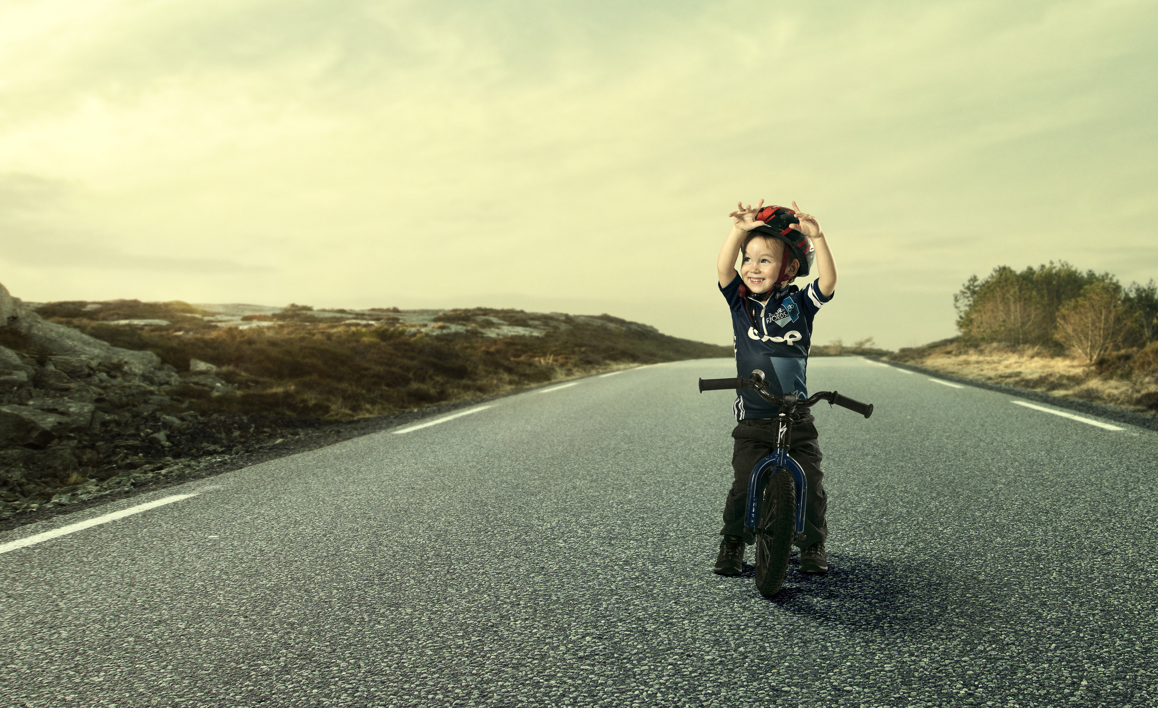the champions of tomorrow are the young riders of today